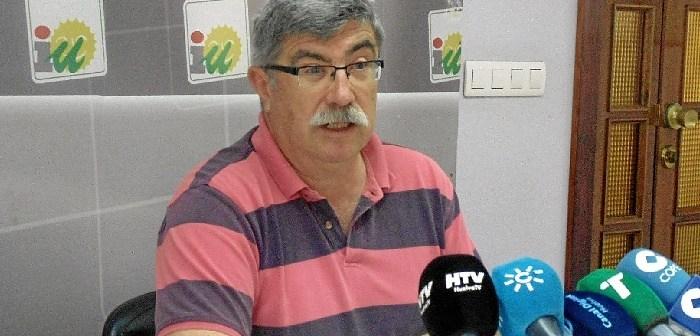 Juan Manuel Arazola, concejal IU Ayuntamiento de Huelva