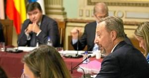 Pleno de mayo en el Ayuntamiento de Huelva (1)