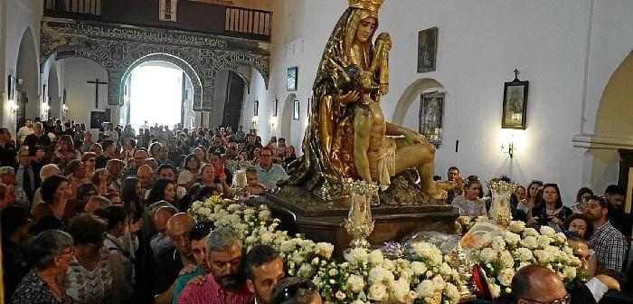 Virgen de las Angustias La Villa1