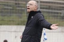 Antonio Toledo, técnico del Fundación Cajasol Sporting.