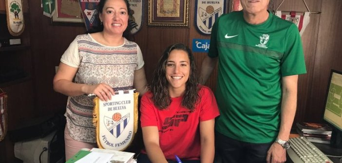 Sara Serrat renueva por el Cajasol Sporting.