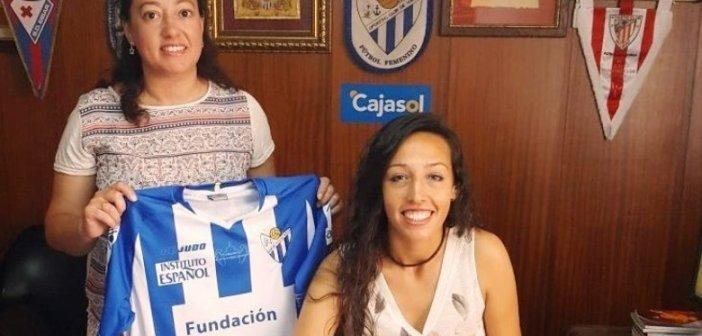 Sandra Castelló renueva por el Cajasol Sporting.