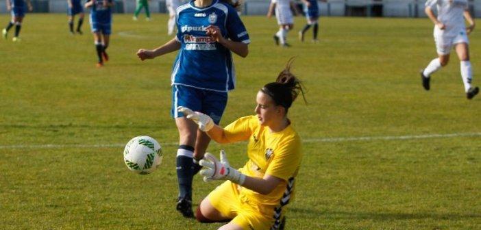 Carol, nueva delantera del Cajasol Sporting.