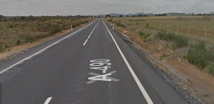 Carretera A-490