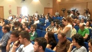 Debate elecciones en la Universidad de Huelva (4)