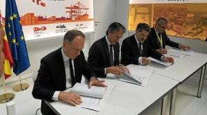 Firma Convenio Adif 2