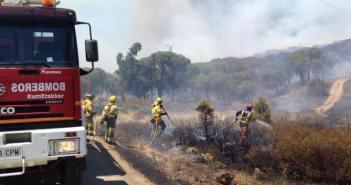 Incendio en Ayamonte (1)
