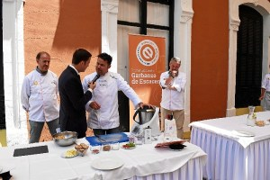 Showcooking Encuentro Garbanzo1