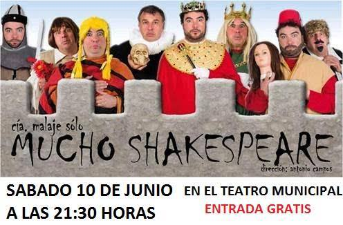Teatro 'Mucho Shakespeare'