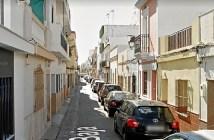 calle Baja Isla Cristina