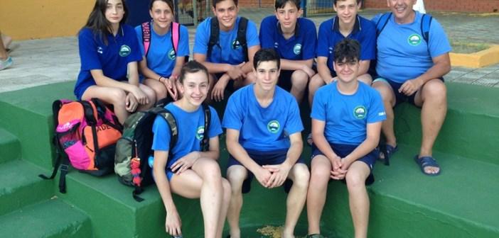 Club Natación Huelva.