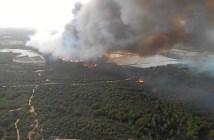 incendio Moguer
