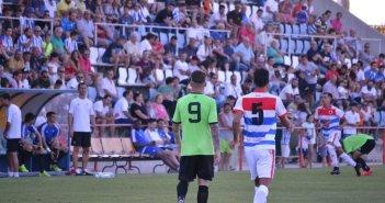 El Recreativo vence al Cartaya en el primer partido de pretemporada (2)