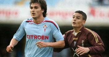 Vila en su etapa con el Celta de Vigo.