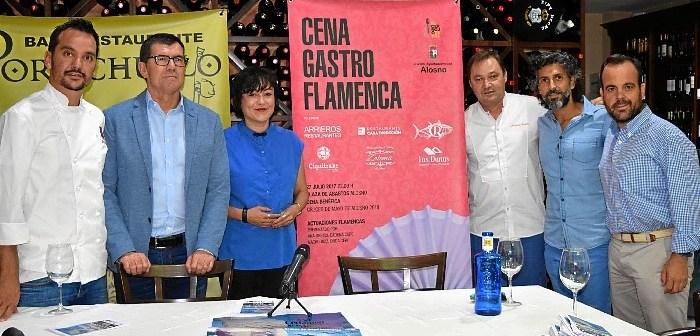 cena gastro flamenca almonte