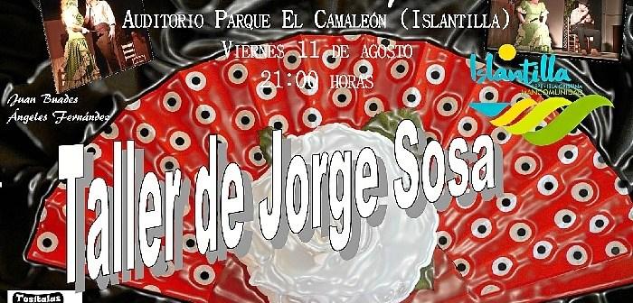 2017 08 09 Noche de teatro en el nuevo Auditorio al aire libre de Islantilla