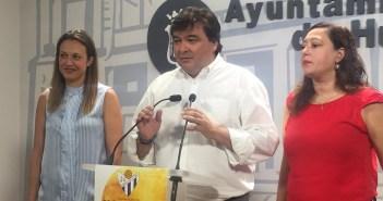 Campaña de abonos del Recreativo de Huelva.