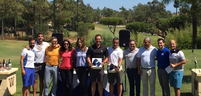 Torneo de golf Amigos de Islantilla.
