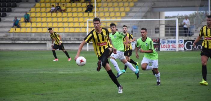San Roque-Atlético Onubense. (Tenor)