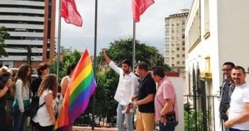 PSOE critica los ataques a la diversidad sexual