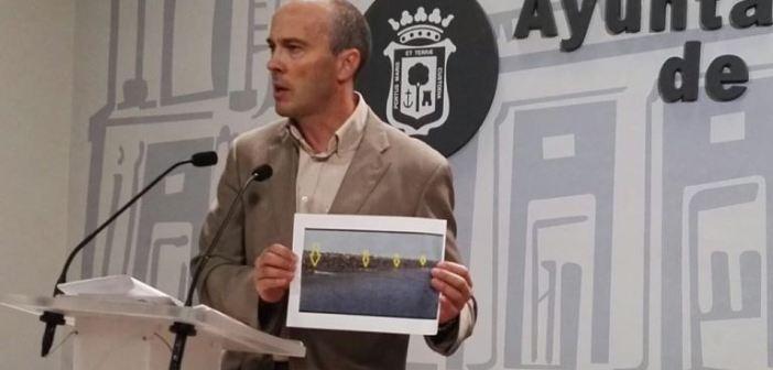 Balsas de dragados Puerto de Huelva (1)