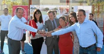 Convenio apoyo al deporte en la Universidad de Huelva (1)