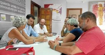 Encuentro Antono Maillo con IU Huelva (1)