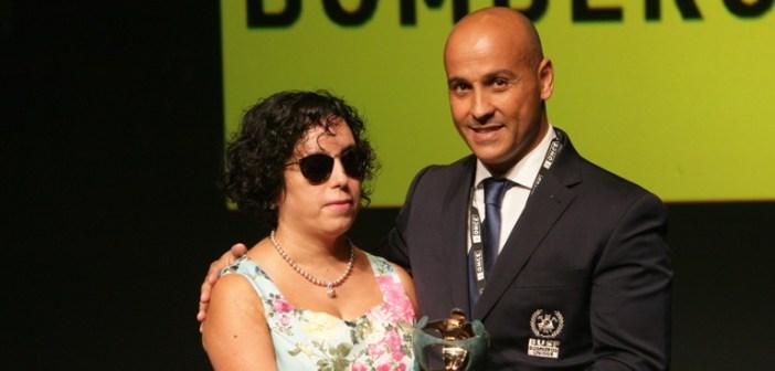 Entrega Premio Bomberos HU
