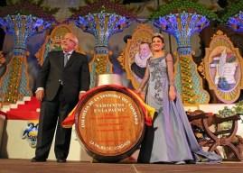 La Palma vive un año más el rito del nacimiento del vino