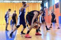 Trofeo Diputación de baloncesto.