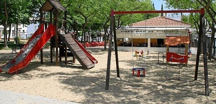 091017 (archivo) parque El Almendral