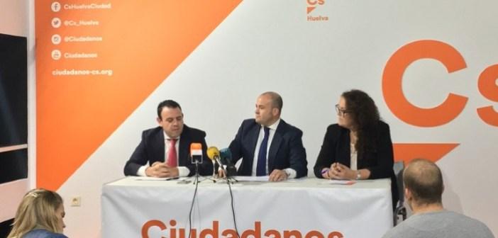 23102017 Rueda de prensa Cs Huelva 1