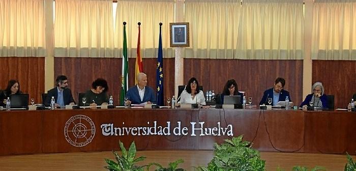 Consejo Gobierno de la Universidad de Huelva