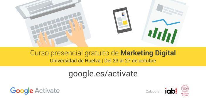 Curso Activate en la Universidad de Huelva