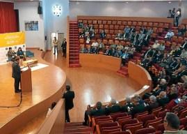 La FOE clausura en la UHU los actos por su 40 aniversario