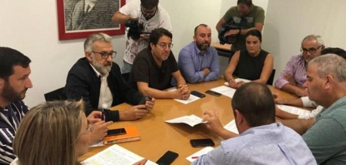 Malestar PSOE por la PNL del PP sobre el trasvase  (1)