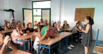 Taller La Prensa en Andaluz - CPAM Isla Cristina