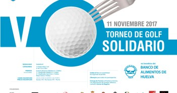 Cartel V Torneo Golf