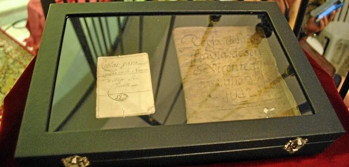 Ejemplar recuperado de las Regas en Zalamea la Real