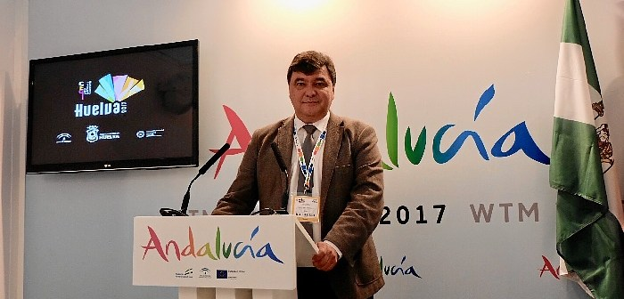 Huelva en la World Travel Market de Londres (1)