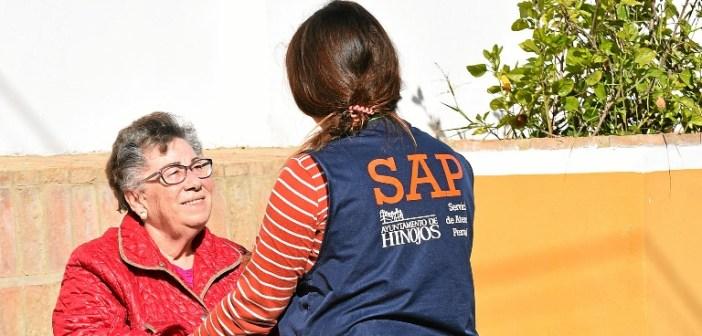 Servicio en Hinojos para personas dependientes
