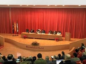 Claustro Universidad de Huelva