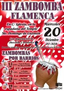 III Zambomba Flamenca 2017_2