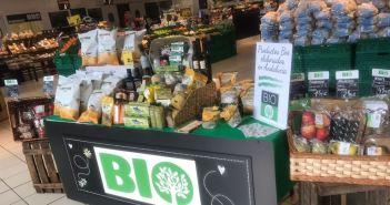 Productos Bio en el Carrefour de Cartaya (1)