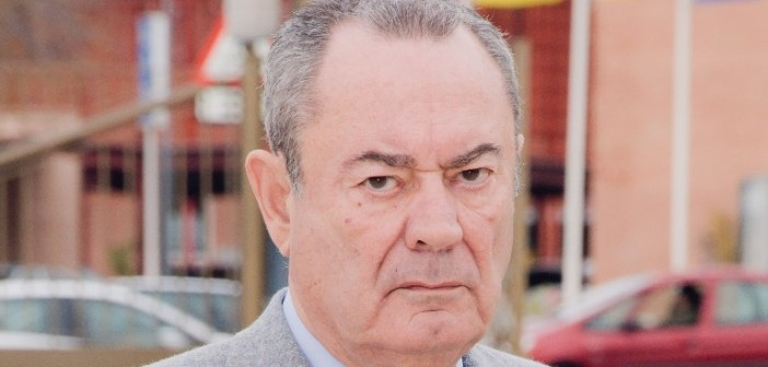 Francisco Moreno. Presidente de Honor de Aminer