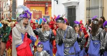 Heraldo de los Reyes Magos en La Palma del Condado (3)