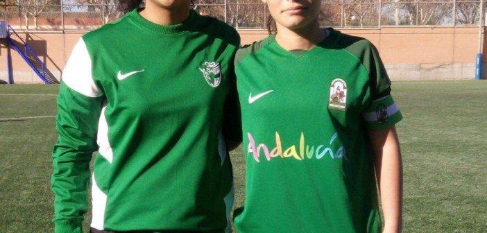 Irati Real y Maria Alejandra Jaimes.