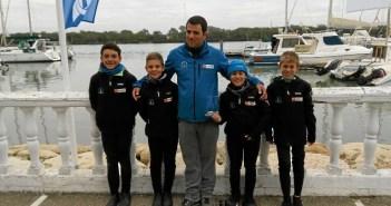 equipo regatas CDNPU puerto