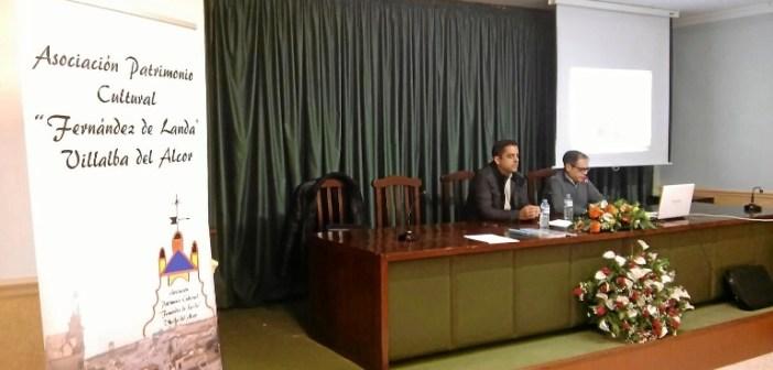 Conferencia Villalba del Alcor (1)