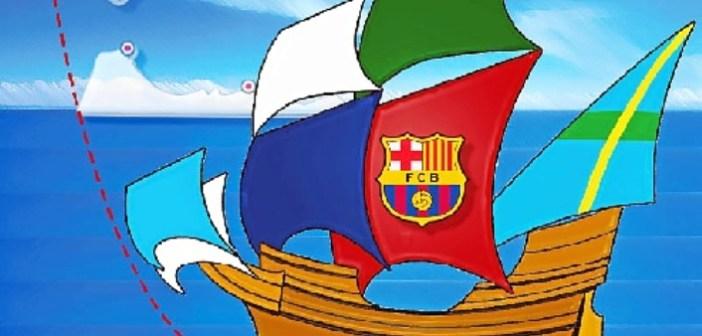 Deportes Congreso Peñas Barcelonistas Cartel